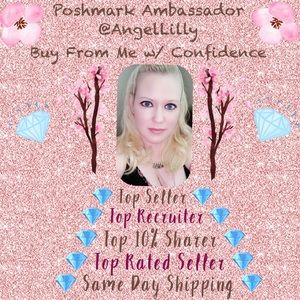 🌸 Meet your Poshmark Ambassador, Angel Lilly 🌸